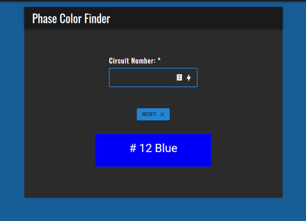 phase color finder page